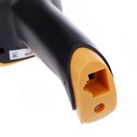 barcode scanner cordless - Hot G RF Wireless Cordless Laser Barcode Scanner Bar Code Reader USB Automatic Handheld High Speed Can Storage Barcode