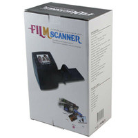 "Film Scanner A3 600dpi Wholesale-USB 2.4""LCD Digital 35mm Film Converter Slide Negative Photo Scanner"