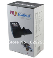 Cheap Wholesale-5Mega 35mm negative film slide photo scanner 1800DPI digital photo scanner negative film slide scanner - Free Shipping