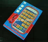 Wholesale Arabic Chapters quran learning machine For Islamic Kids Education Toys phone Muslim baby quran learning Toy Colors