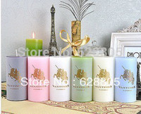 Soy Wax soy wax - h Burning Time cm cm weight g Candle lazhu sleeping candle at home wax column