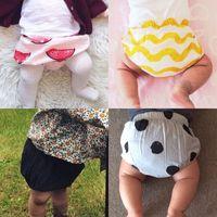 baby pettiskirt pattern - new ins hot lovely Baby Girls Panties cotton Watermelon Wave pattern Pettiskirt Briefs kids