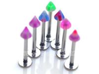 Wholesale Body Jewelry UV Barbell Piercing Body Piercing Jewelry