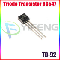 Wholesale BC547 BC547B NPN Transistor V A TO Package