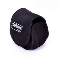 Chair Reel Black Wholesale-Hot Sale Mini Fishing Bag For Spinning Baitcasting Reel Handy Bags Fly Sea Fishing Tackle