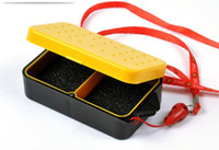 Chair <1.8m Other Wholesale-Free shipping 1 pcs Fishing tackle boxes Live bait fishing tackle box bait box accessories Tools
