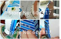 arab radio - Freeshipping B128 D paper craft DIY three dimensional puzzle Burjal Arab Building model Educational Toy radio control