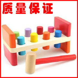 Wholesale Red puzzle child toy r us infant wooden years old baby