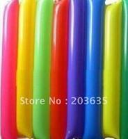 balloons maker - Inflatable Clapper cheerstick Inflatable toy Balloon Stick Clapper Cheering Stick Noise Maker