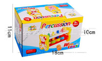 beat delivery - Factory Price Free Delivery wooden percussion beating the toys children s beginning ability training baby toy