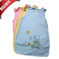 Unisex Spring/Autumn . Wholesale-2015 new Aden+anais Newborn baby Wraparound sleeping bag against Tipi pajamas Quality Safty sleeping blanket baby swaddle