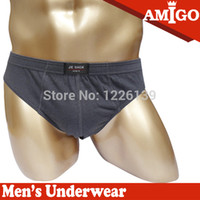 sexy pants for men - New arrival Solid Briefs Sexy Underwear Factory Direct Sale Mens Brief Cotton Mens Bikini Underwear Pant For Men