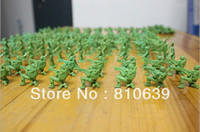 Green army men toy soldiers - CM Mini Plastic Soldier Toys Green Army Men Figures quot Poses Sent At Random quot