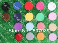 Wholesale WholesaleCPAP quot CM die cut round felt circle applique hair clip felt circles stock colors