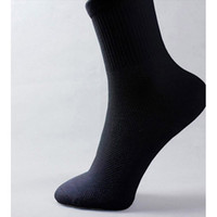 Wholesale Socks loose screw thickening towel socks loop pile socks diabetic socks yard white or black pairs