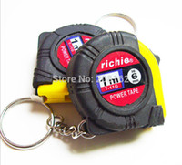 steel tape measure - m Mini Portable Steel Tape Measure Keychain Holster Measuring Tape