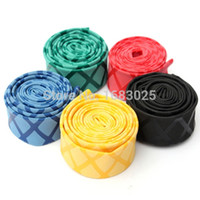 Wholesale Colors X30mm Non Slip X TUBE Heat Shrink Tube Grip Fish Rod Racket Handle