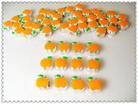 Wholesale Cute Colour Enamel Apple Metal Beads for Pandora Bracelet DIY