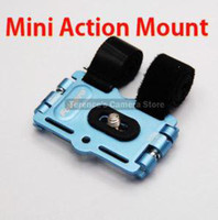 Wholesale Flip Action Mount For Camera Camcorder Canon Sony Nikon blue