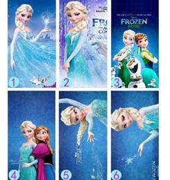 70*140cm Elsa Anna toallas de baño congelado toallas de baño de dibujos animados de los niños toallas de baño de Alta calidad toalla de baño Congelado la fiebre de los niños toalla
