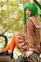 Cheap Wholesale-Customize gumi cosplay costumes women's Cartoon Character Costumes