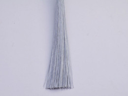 "Wholesale-26gauge fake flower bridal bouquet wire florist wire 400pieces 12"" cake accessory wire"