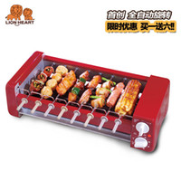 bbq roast - Automatic rotary household electric grill BBQ electric oven bbq grill roast