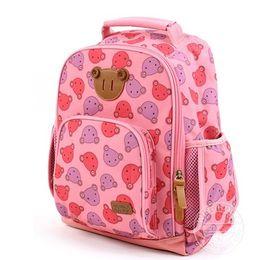Wholesale Cheap Messenger Backpacks - Wholesale-summer style 2015 Wholesale Cheap Cartoon Baby Bear Canvas Children School Bag Kid Toddler Kindergarten Students Backpack