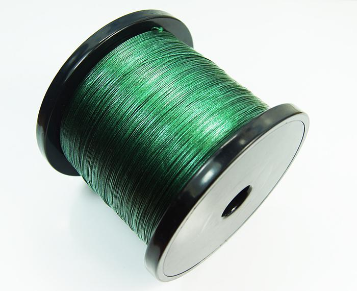 Wholesale discount 8 weaves strand 1000m 100lb braided for Cheap braided fishing line