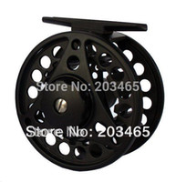 Fly Fishing aluminum die casting china - Aluminum Die Casting fishing Fly reel FDC1 changed easily from right to left hand via china post air mail