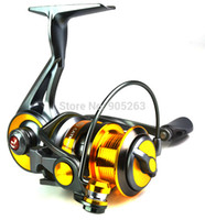 Cheap Wholesale-Available All metal Free shipping CATKING AAAB 6BB+1RB spinning reel Fishing Reels newly high-quality Whole Metal metal spool