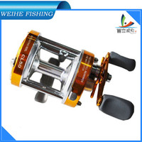 Wholesale Fishing reel drum type high quality reel CL Dia mm Fishing gear baitcaster fishing reel