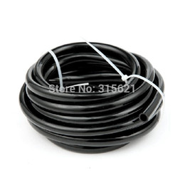Wholesale mm High Quality Non toxic PVC Home Garden Greenhouse Micro Drip Irrigation Hose Watering System Fittings Water Pipe