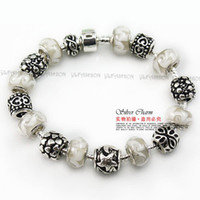 jewellery for sale - HOT SALE Silver European Style Charm Chamilia DIY Bracelets For Gilrs Fashion Jewellery For Christmas Gift PA1235