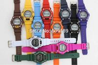 Wholesale G7900 Digital for Halloween best gift g watch G Watch