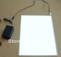 backlight sheet - manufacture A3 size el backlight el sheet el panel