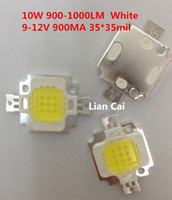 Wholesale W LM LED Bulb IC SMD Lamp Light Daylight white High Power LED K x35MIL