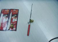 best ice fishing rod - Pole Fishing Rods Ice Fishing Rod Special Mini Pen Rod Fishing Gear Best selling