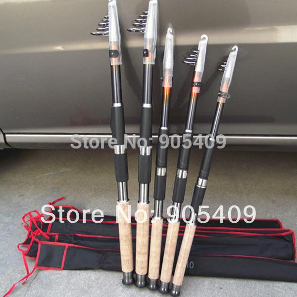 Wholesale telescopic fishing rods for outdoor supplies for Wholesale fishing tackle suppliers