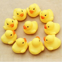 toy duck calls - Baby swimming swimming paddle called toys yellow duck