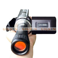 Wholesale DV T quot TFT LCD digital video with telescope digital camcorder