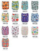 0-3 Months alva diapers - Alva baby diaper cloth nappy reusable washable baby diapers for
