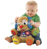 baby songs animals - Music Dog Toys Baby Musical Plush Electronic Toys Dog Singing English Songs Learning amp Education Love To Play Puppy Free
