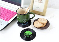 assorted mat - great deal Silicone Rubber Coaster Pad Cup Vinyl Coffe Drinking Mat Mug Glass Plate High Quality helpful