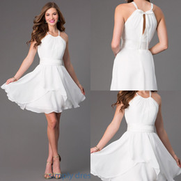 Discount White Dresses For 8th Graduation | 2017 White Graduation ...
