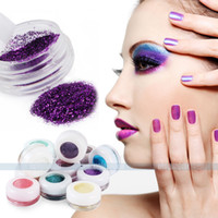 Wholesale Colors Makeup Loose Powder Glitter Eyeshadow Eye Shadow Face Body Cosmetic