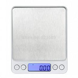 Descuento pantallas digitales 500g mayor-Promoción / 0,01 g Precisión Digital cocina escala Pesaje con pantalla LCD de precio de fábrica de la promoción Envío gratuito