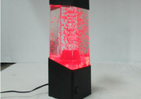 lava lamp - Mini Volcano Lamp Lava Eruption Desk Accessory Light Nature Fire Eruption Kids