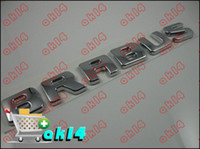 Wholesale Chrome BRABUS Modified Car Logo Badge Car Emblem Emblems Professional Badges Best K14 nkjg
