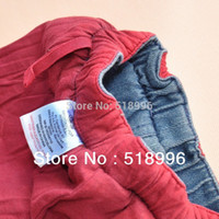baby pants export - Newest Exported USA New Bron Baby Cotton Pants Kids Jeans M Baby pants Baby Casual Jeans Top Quality